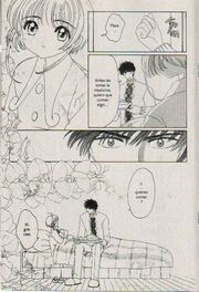 Touya y Espejo (Manga)
