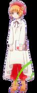 Capa Blanca de Lectura (Sakura)