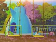 Penguin-park-swings