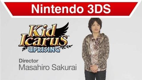 Nintendo 3DS - Sakurai Presents Kid Icarus Uprising