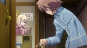 Mashiro and Sorata~Ep14
