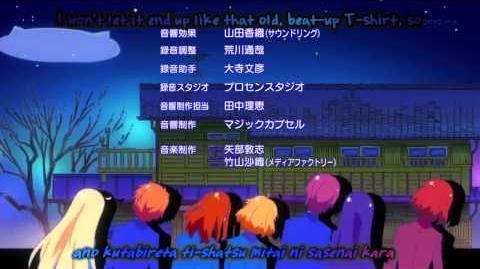 Sakurasou no Pet na Kanojo Ending 2 - Prime Number -Kimi to Deaeru Hi-