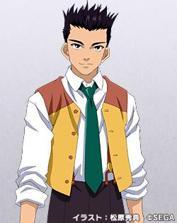 Ichiro Ogami portait