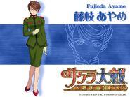 Ayame Fujieda 0 S T A C N