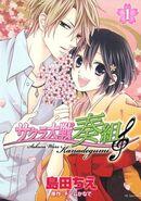 Sakura Taisen Kanadegumi Volume 1