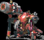 Spiricle Fighter Mugen Hatsuho