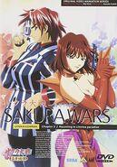 Sakura Wars, The Radiant Gorgeous Blooming Flowers VHS 3