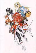 Sakura Wars 5 Gemini New York Combat Revue