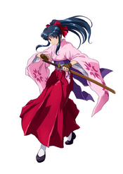 Project X Zone - Sakura