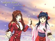 Sakura erica wallpaper