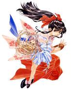 Sakura Ratchet Movie art