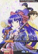 Sakura Wars, The Radiant Gorgeous Blooming Flowers VHS 5