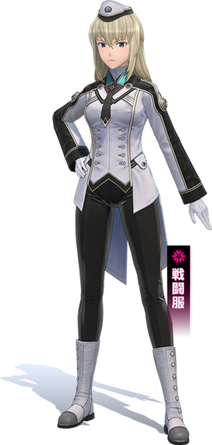 Project Sakura Wars Elise