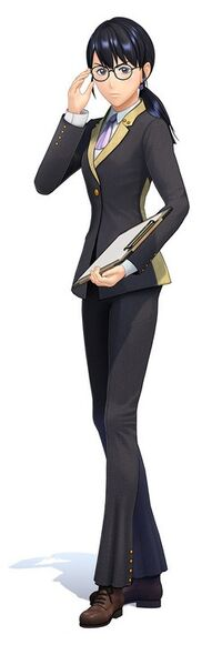 Kaoru Shin Sakura Taisen