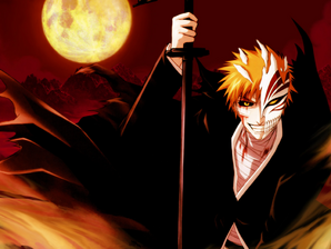 Animax wallpaper bleach