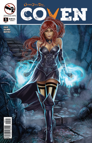 Coven 05 - Cover A