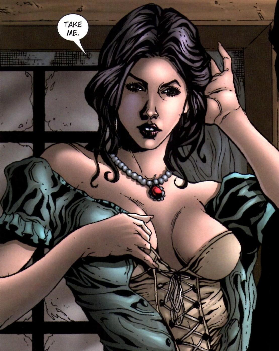 Erotic comic girl wiki