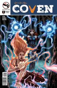 Coven 05 - Cover B