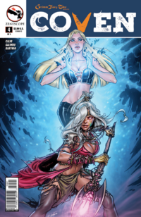 Coven 04 - Cover D