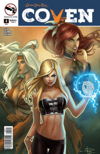 Coven 04 - Cover A
