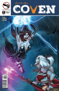 Coven 05 - Cover D