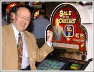 Joe Garigola SOTC Slots Pose