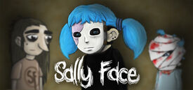 SallyFace steamheader