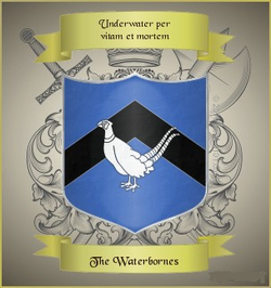 Waterborne Family Crest