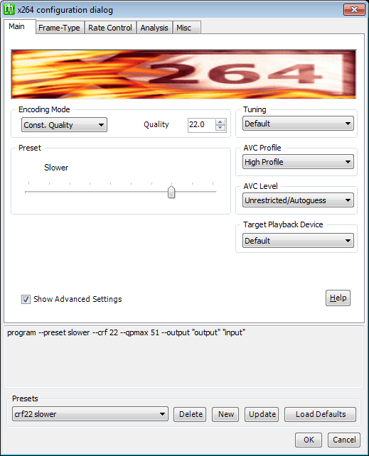Encoding with MeGUI | SA LP Tech Support Fort Wiki | FANDOM