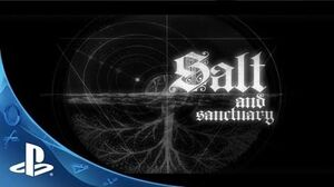 Salt and Sanctuary Announcement Trailer Washed Ashore PS4, PS Vita