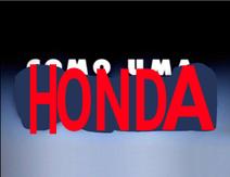 Como Uma Honda