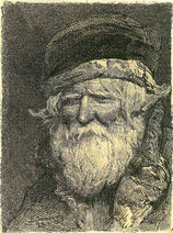 Viktor Vasnetsov - Peasant