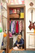 Sam in the closet