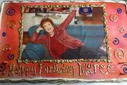 Maree's birthday cake June 3, 2013