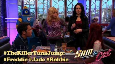 Sam & Cat Sneak Peek TheKillerTunaJump Freddie Jade Robbie