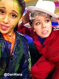 Ariana and Jennette on Figure It Out