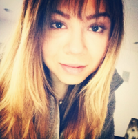 Jennette McCurdy on January 15th, 2015