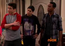 George, Grant, and Richard-Sam & Cat