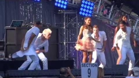 Ariana Grande- The Way- Wango Tango 2013- Los Angeles, CA- May 11, 2013