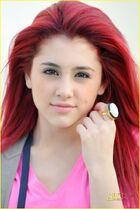 Meet Ariana in 2009