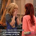 Sam and Cat promo pic for FavoriteShow