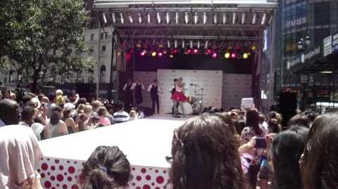 Ariana Grande - Only girl in the world live at Macys Summer Blow Out Fashion Show & Music Event!