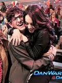 Robbie and Jade