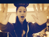 Ariana Grande/Earlier years