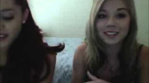 Ariana Grande And Jeanette McCurdy - The Time Ariana's Phone Number Got Leaked