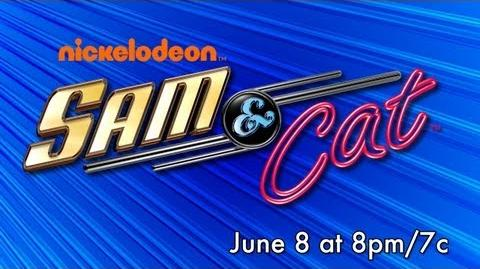 Sam & Cat Premiering June 8 at 8pm 7c on Nickelodeon!