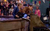 Sam rescuing Freddie