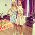 Ariana and Jennette May 14th, 2013