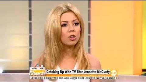 """Jennette McCurdy On """"The Couch"""""""