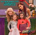 Sam, Cat, Ruby, and Gwen - TheBritBrats promo pic